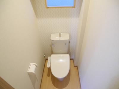 【トイレ】濱田アパートA