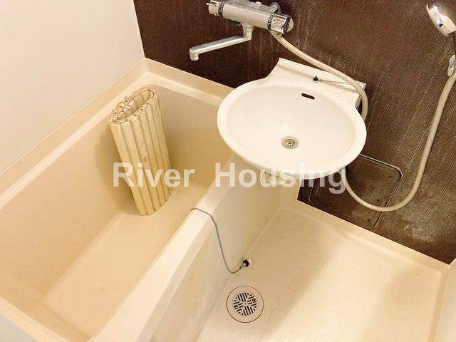 【浴室】ルシード北新宿
