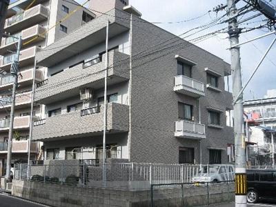 【外観】コーポバンブー