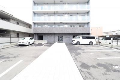 【駐車場】エスプレイス京都RAKUNAN