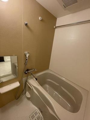 【浴室】RELUXIA板橋区役所前