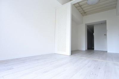 【洋室】アパートメント谷町