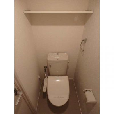 ※イメージ 落ち着いたトイレです