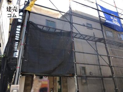 宝塚市米谷1丁目 新築一戸建て 2021/8/2現地撮影