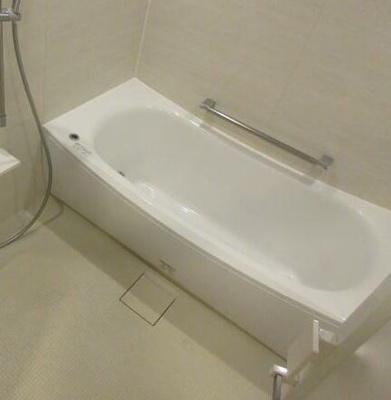 【浴室】クリオレジダンス横濱ベイサイド