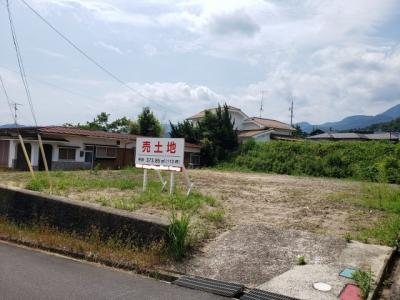 【外観】鳥取市鹿野町今市土地