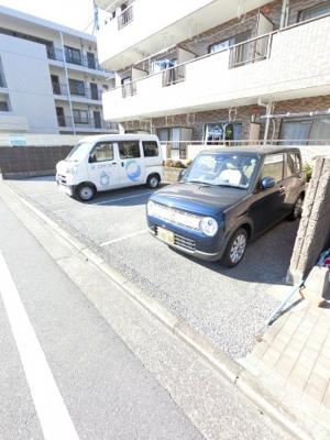 【駐車場】カーサシェンナ