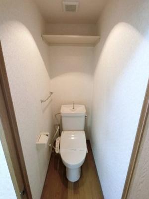 【トイレ】カーサシェンナ
