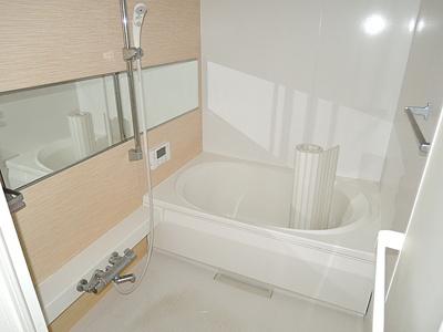追い焚き/浴室乾燥付