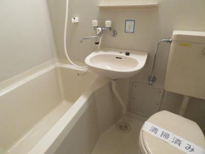【浴室】エコーハイツ