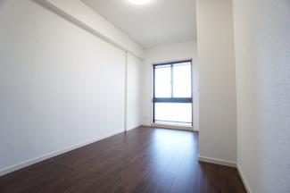 各室に収納完備で、お部屋も片付きます
