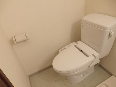 【トイレ】東小橋2番館