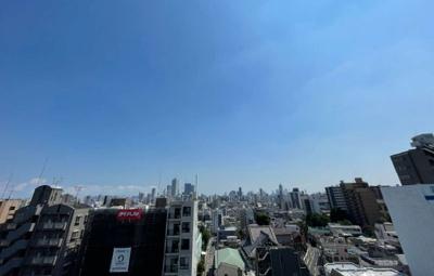 さすが!12階の眺望♫