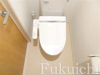 【トイレ】Clarice都立大学(クラリーチェ)