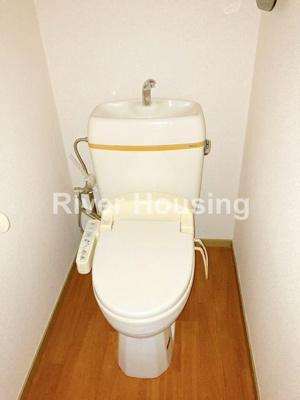 【トイレ】ルノール沼袋