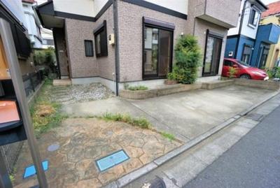 【駐車場】清瀬市梅園3丁目 平成15年築