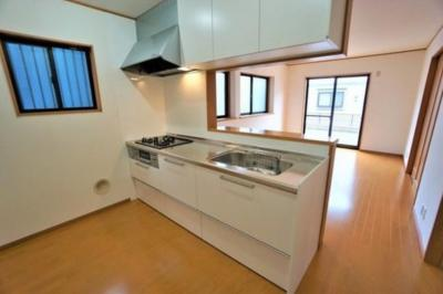 【キッチン】清瀬市梅園3丁目 平成15年築