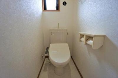 【トイレ】清瀬市梅園3丁目 平成15年築