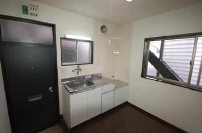 【キッチン】スペース1