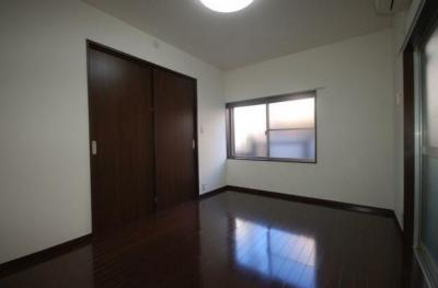 【寝室】スペース1
