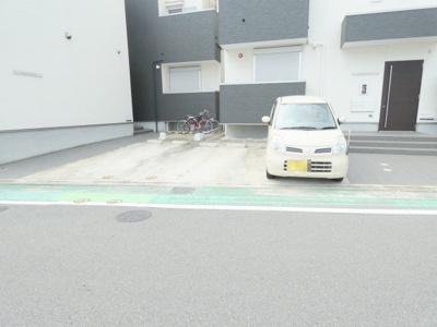 【駐車場】Grandticルミエール(グランティックルミエール)