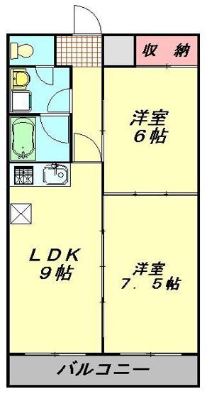 【賃貸マンション】アルカディア・エル