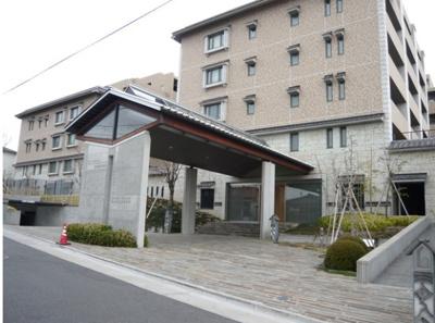 【外観】パークハウス覚王山向陽荘