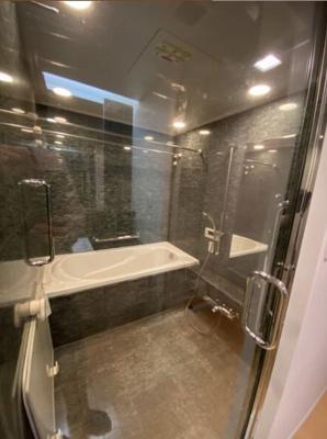 【浴室】パークハウス覚王山向陽荘