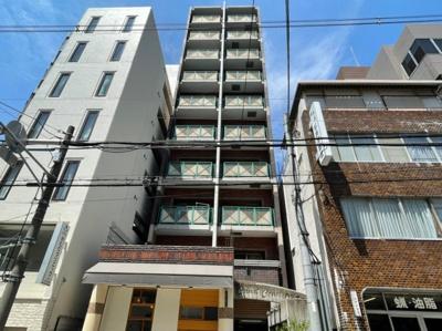 【外観】キャナルコート内久宝寺