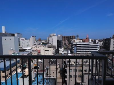 【展望】セイザンハイツ広島