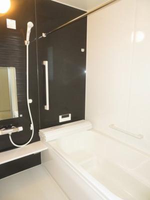 【浴室】鈴鹿市東磯山4丁目 新築分譲住宅1号棟