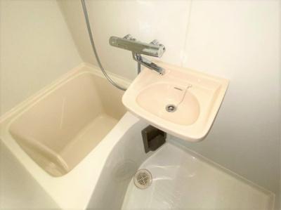 【浴室】ときわハイツ