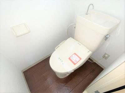 【トイレ】ときわハイツ