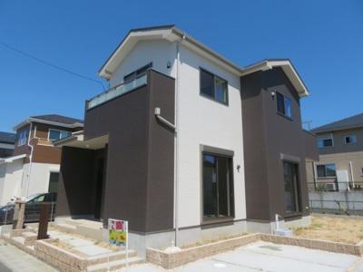 【外観】鈴鹿市東磯山4丁目 新築分譲住宅3号棟