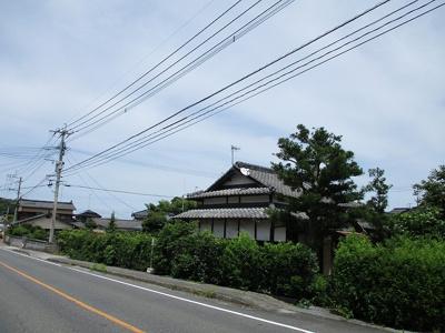 【前面道路含む現地写真】京都郡みやこ町豊津407番