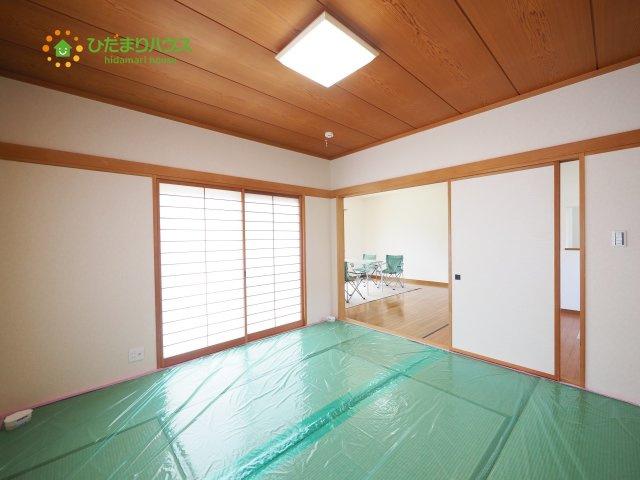 ここちよい眠りへといざなう畳の香りと和風空間