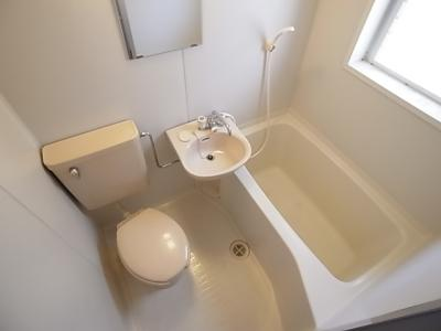 【浴室】ハイム六甲