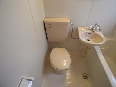 【トイレ】ハイム六甲