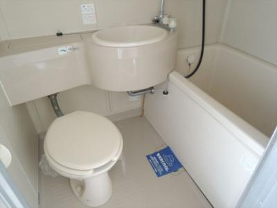 【浴室】ジュビロ