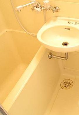 【浴室】グローリア初穂池上