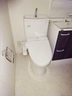 【トイレ】オセアン元町ビル