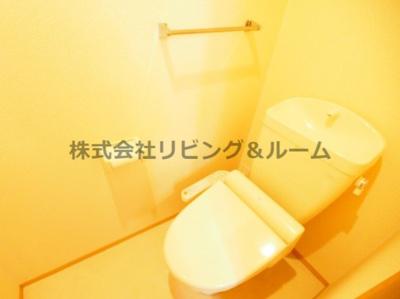 【トイレ】グランドゥール・三笠山