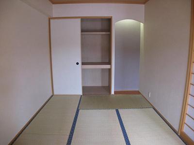リビング横和室