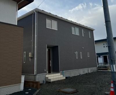 【外観】新築建売 盛岡市大館町第4・3 1号棟