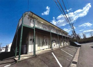 【外観】《木造12.03%》仙台市青葉区貝ヶ森4丁目一棟アパート