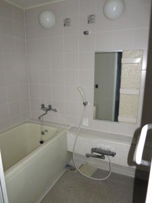 【浴室】アブレスト西日暮里