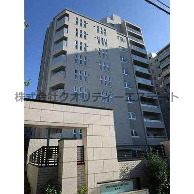 【外観】ミッドマークス円山 桜の邸