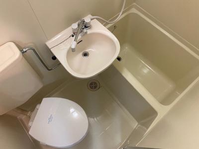 【浴室】ミリオンコート三軒茶屋