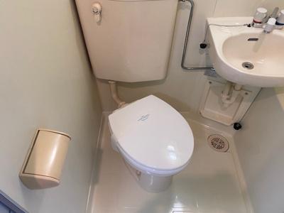 【トイレ】ミリオンコート三軒茶屋