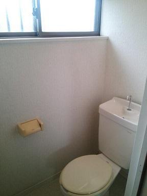 【トイレ】コーポエクセル